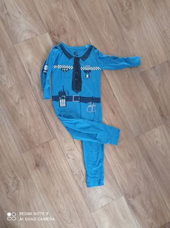 Piżama policjant 104