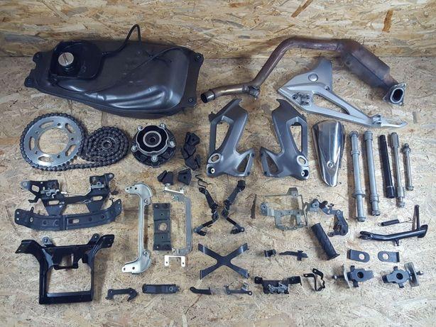 Honda Nc700 od 2012 czesci