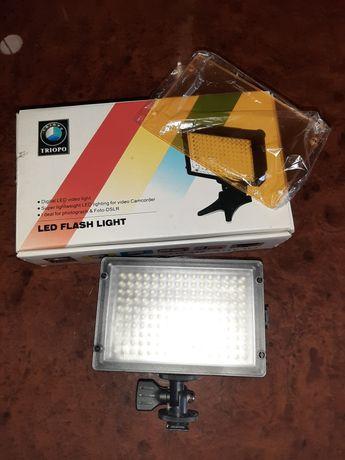 Накамерный свет led flash light