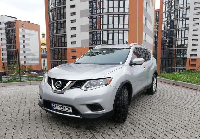 Продам Nissan Rogue 2,5 2014 SV