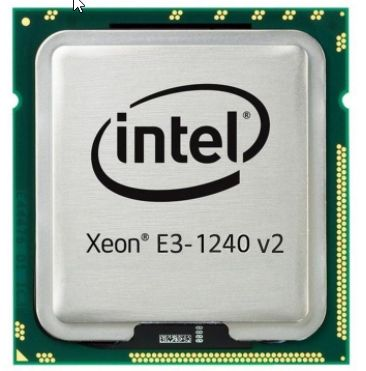 Процессор Xeon E3 1240 v2 (аналог i7 3770) LGA1155