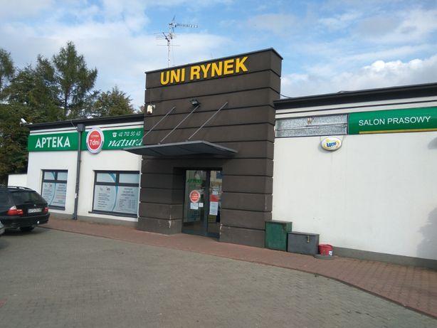 Lokal handlowo-usługowy do wynajęcia ALEKSANDRÓW ŁÓDZKI