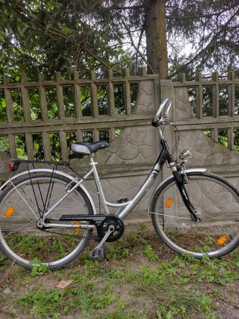 Sprzedam rower Pegasus, aluminiowy, damski