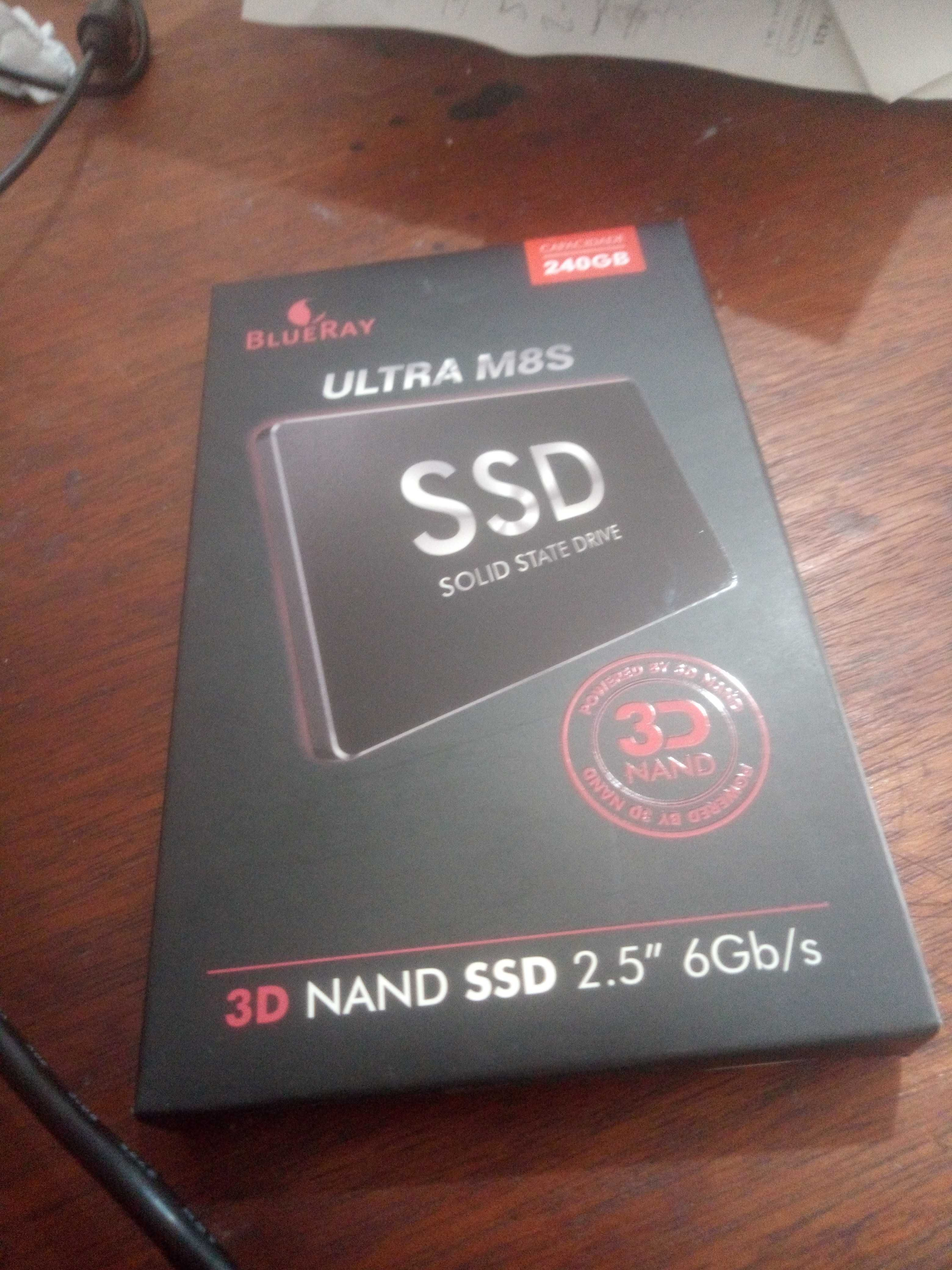 Mais velocidade com disco SSD para o seu computador