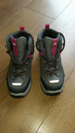 Buty,trapery dla dziewczynki r.30
