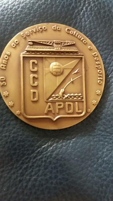 Medalhas de bronze