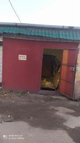 Гараж вул. Кульпарківська кооператив Самокат