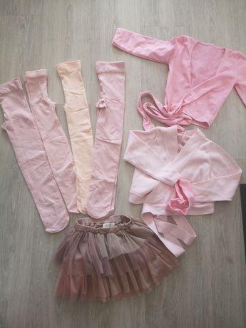 Roupa ballet cor de rosa