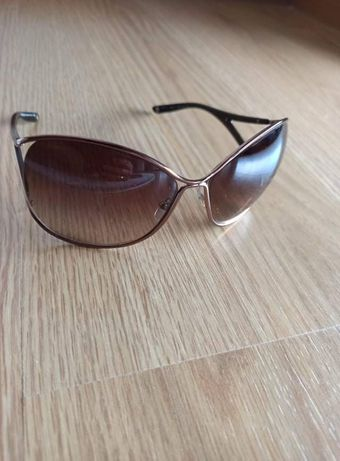 Óculos sol castanhos Versace