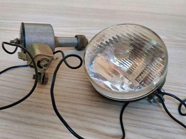 Динамо генератор для велосипеда фонарик, габарит, 6V, 3W