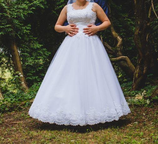Suknia Ślubna- Princesca