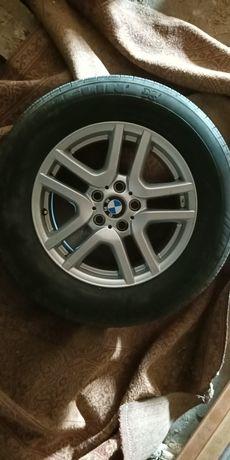 Felgi z oponami BMW X5 e53 235/65/17