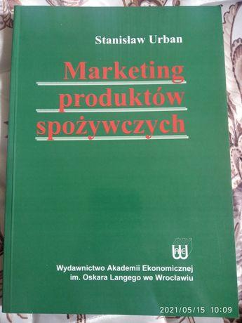 Stanisław Urban Marketing produktów spożywczych