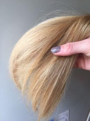 Натуральные славянские волосы для наращивания / волосы славянка