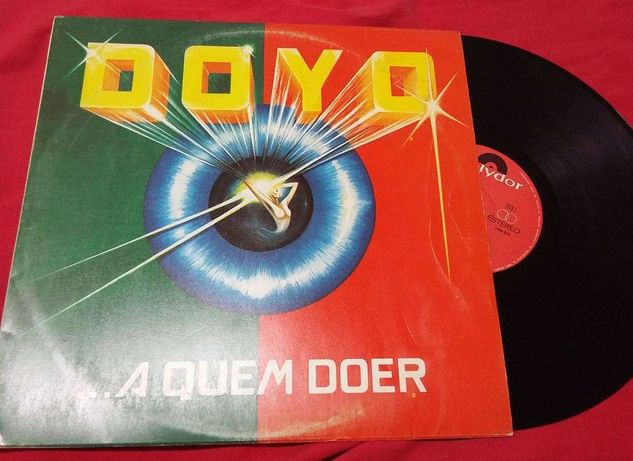 DOYO - ...A Quem Doer (Vinil)