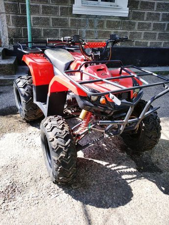 Квадрацикл Commаn ATV 200cc Муравей