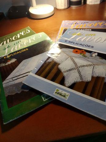 Vendem-se revistas Lavores