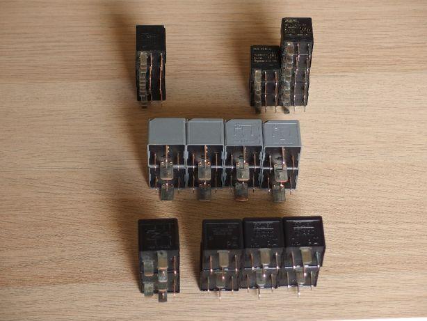 Przekaźniki Ford FoMoCo BUTZA 12V/20A 12V/40A 12V/70A Mondeo Focus Ka
