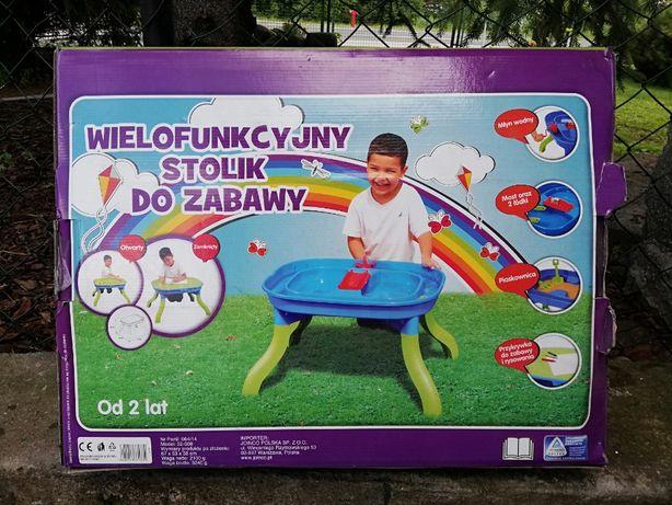 Piaskownica wodny stół dla dzieci