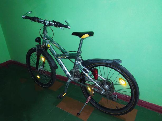 Горный велосипед Framework Shimano