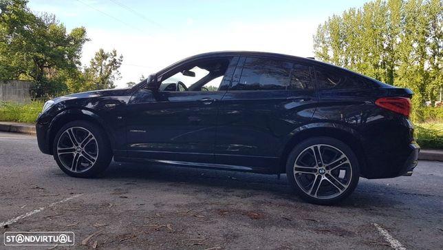 BMW X4 M 20 d xDrive Pack Auto