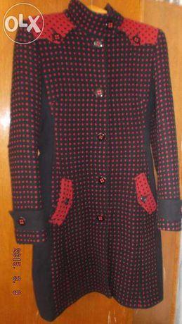 пальто демисезонное 44 размер