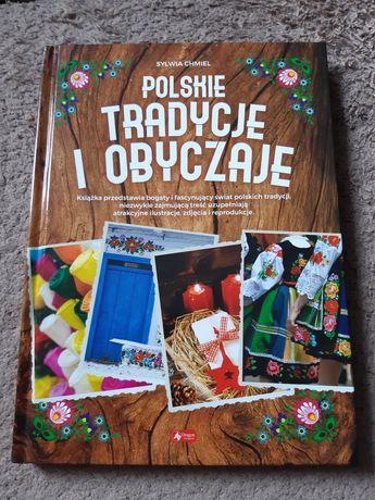Książka Polskie Tradycje i obyczaje, nowa