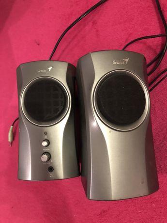 Sprzedam działające głośniki Genius