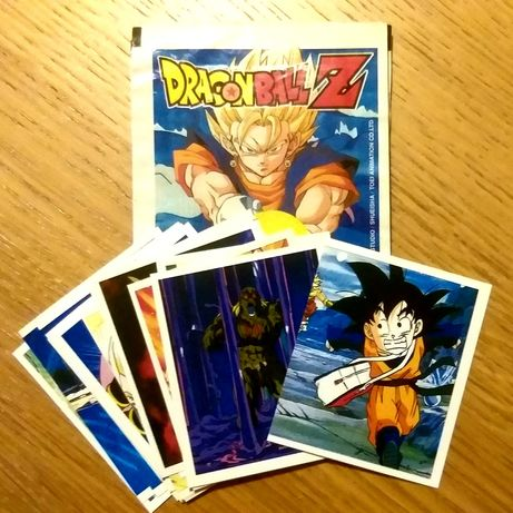 Cromos Panini - Dragon Ball Z Serie 2 Fusão (2000)
