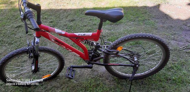 Dwa rowery w stanie bardzo dobrym