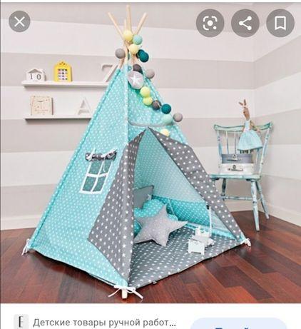 Вигвам, палатка, игрушечный домик