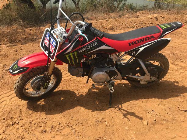honda crf 50 motocross