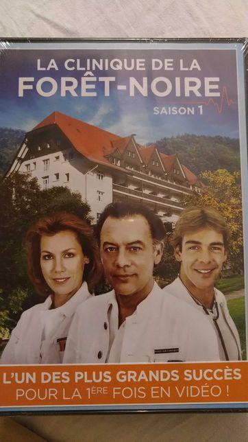 La clinique de la forêt noire Saison 1, 4 DVD