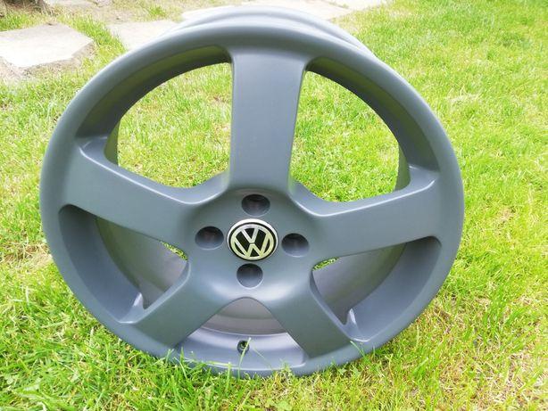 "Felgi Aluminiowe 17"" 4x100 VW Seat Opel Mitsubishi Renault"
