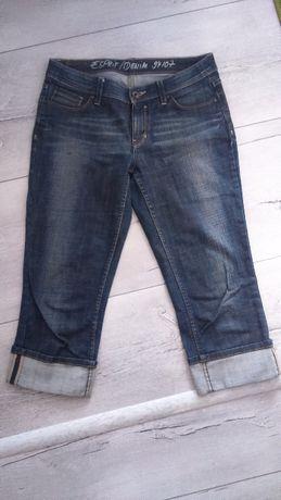 Sprzedam rybaczki spodnie 3/4 Esprit
