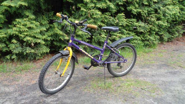 """Rower dla dzielnego małego rowerzysty 20"""", dziecięcy"""