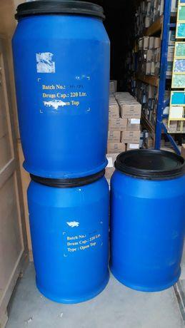 Bidons de plástico 50 / 70 / 130 / 170 e 220 litros