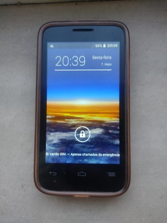 Telemovel vodafone smart mini