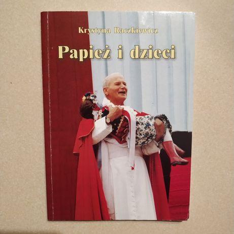 Papież i dzieci - K. Raczkiewicz