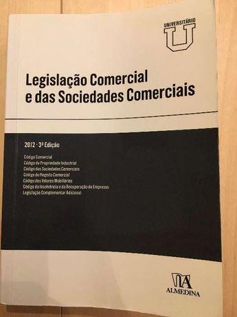 Legislacao Comercial Almedina