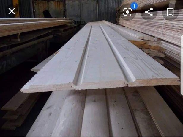 Podbitka dachowa(deska elewacyjna drewno konstrukcyjne sztachety)