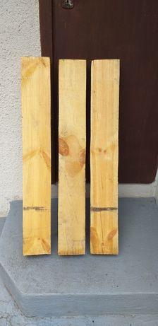 Bale kantówki drewno