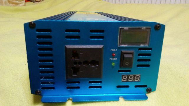 Чистый синус! Инвертор IPOWER 12 - 220 В 3000 Вт - 6000 вт.