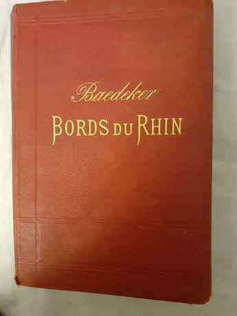 Guia de viagem Suíça/Alemanha 1880 e Regulamento Prod. agricolas 1903
