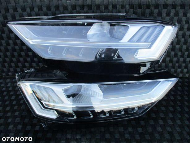 AUDI A8 D5 4N LAMPA PRAWA LEWA MATRIX HEAD LAMP