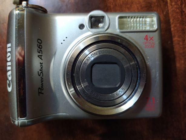 фотоапарат Canon Power Shot A 560