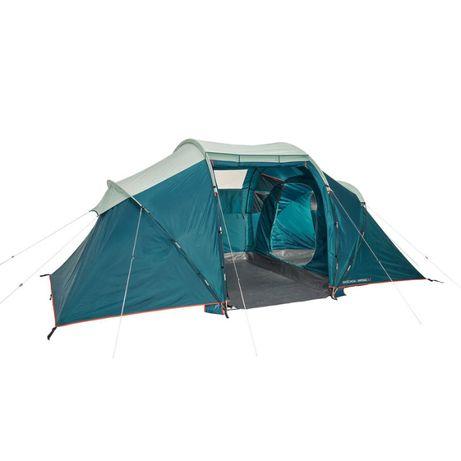 Намет палатка для кемпінгу, 2-х кімнатний , 4-місний. В наявності!!!