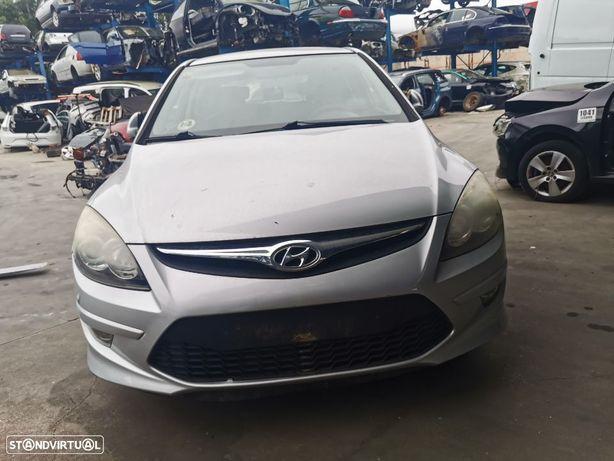 Peças Hyundai I30 1.6 do ano 2009 (D4FB)