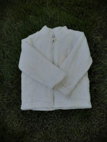 5.10.15 bluza polarowa biała, chrzciny, chrzest, 74