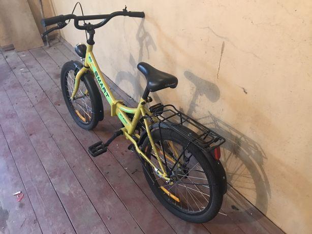 Продам детский складной велосипед состояние на 5